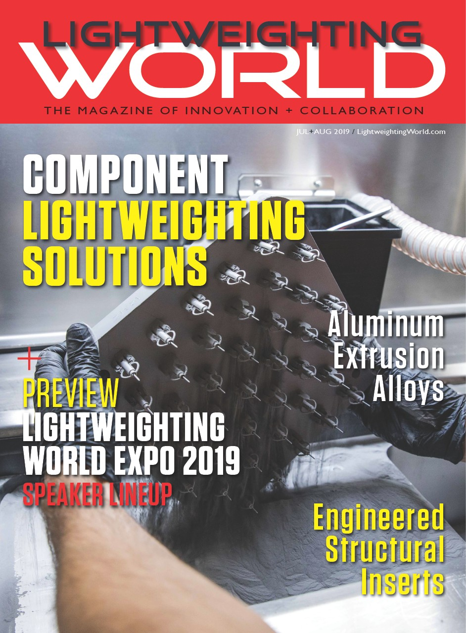 Reinforcing the Trends in Lightweighting